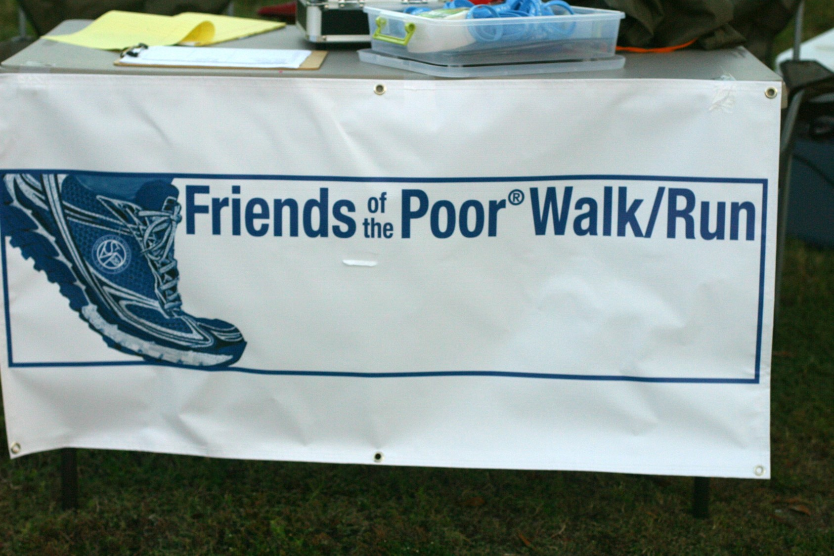 Key Club/Interact Club Walk for the Poor Bridge Walk