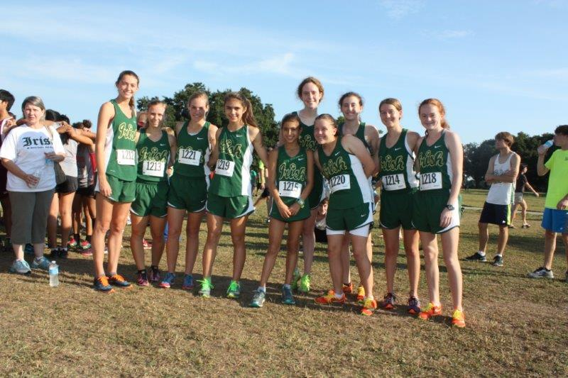 Cross Country City Park, New Orleans Invitational