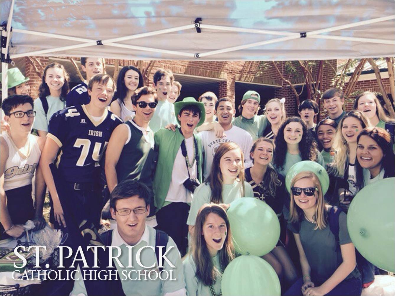 Homecoming Week: Irish Pride Dress Day