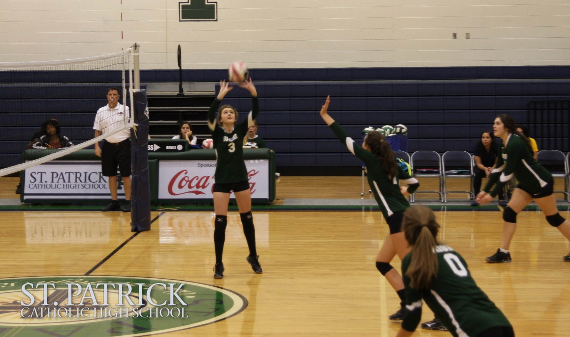 Volleyball vs. Lumberton