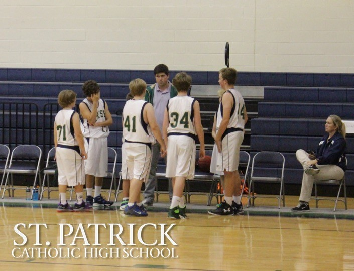Junior High Basketball vs. Vancleave