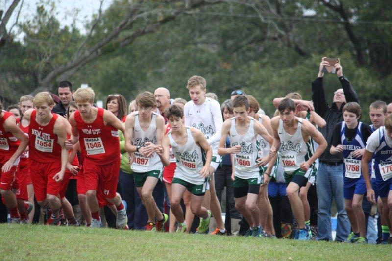 State cross country meet essay