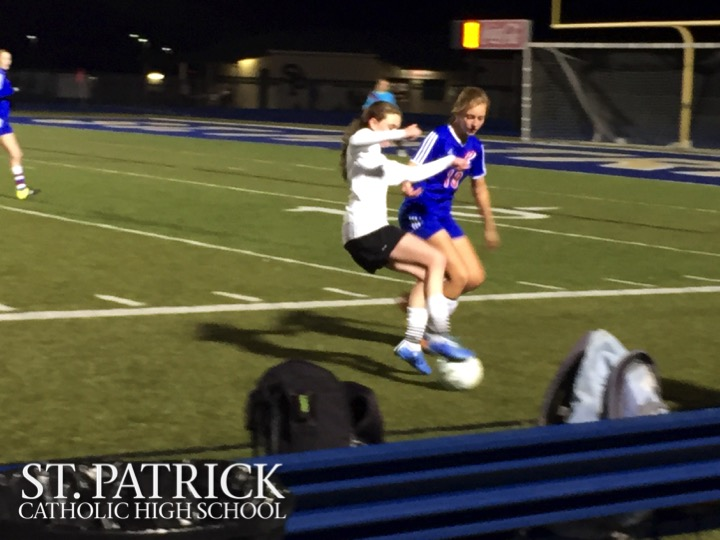Varsity soccer vs. Pascagoula