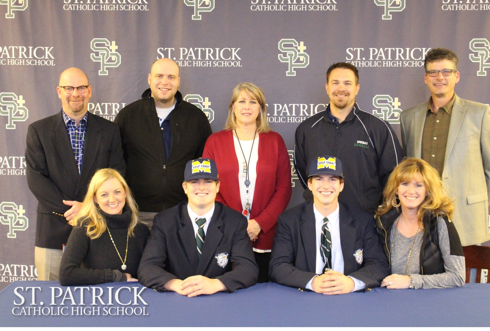 Bratton, Butirich sign with MGCCC