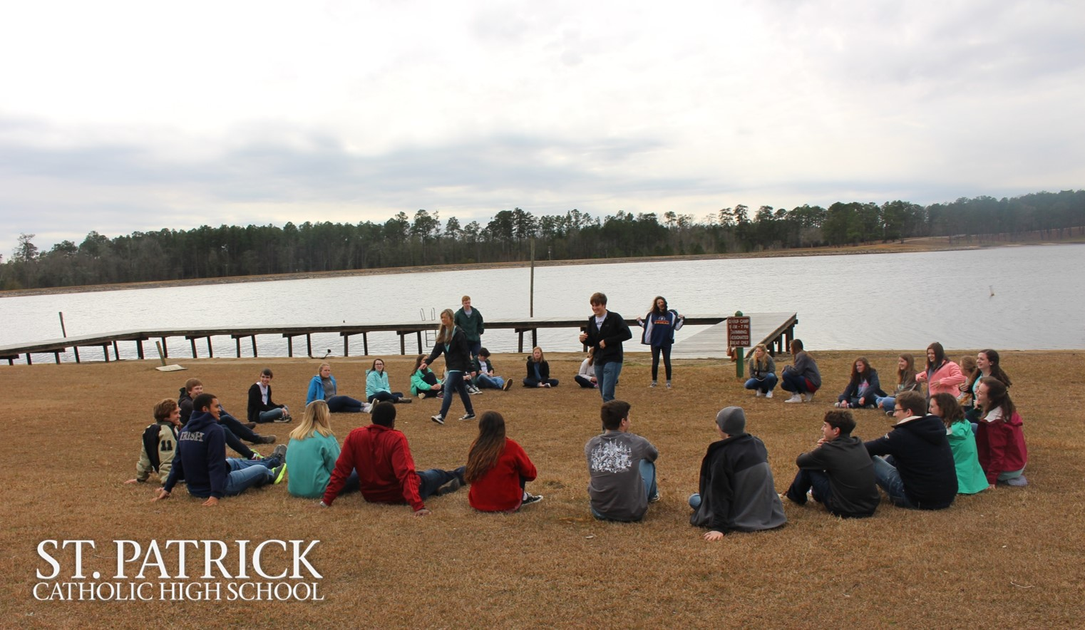 Junior Class Spiritual Retreat St Patrick Catholic High