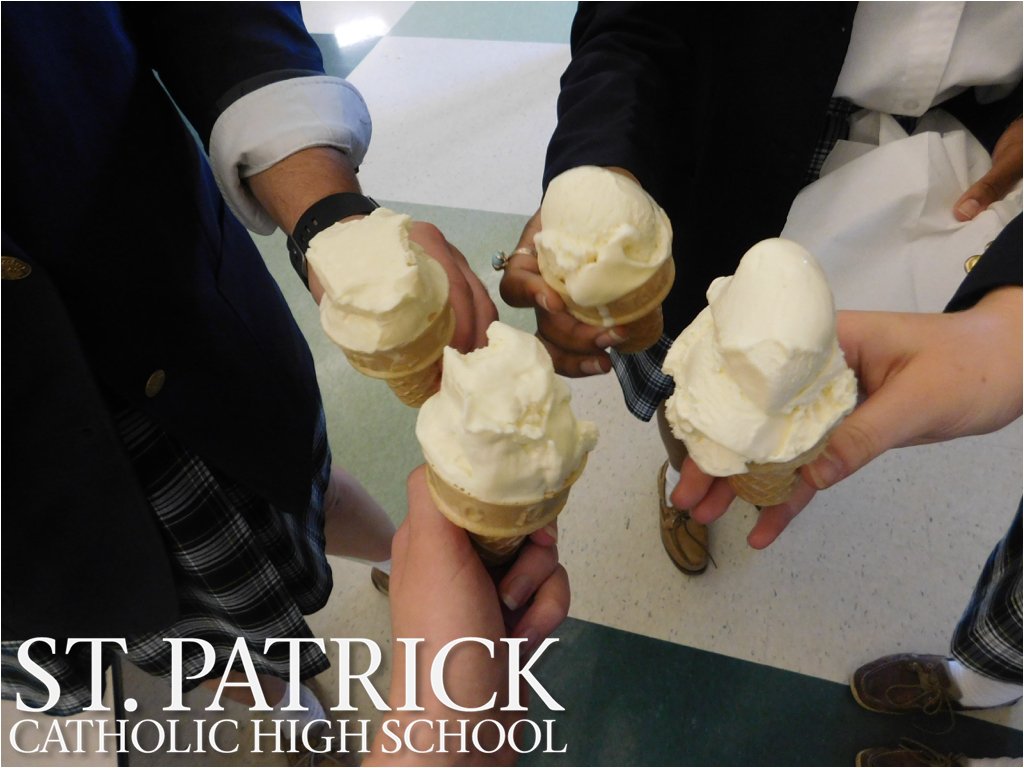 St. Patrick's Day Ice Cream Social