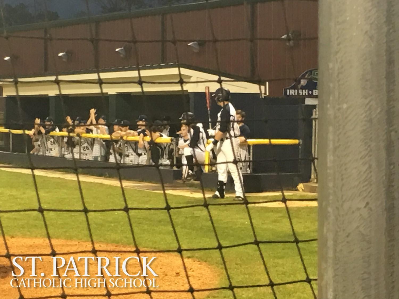 Varsity baseball vs. Gautier