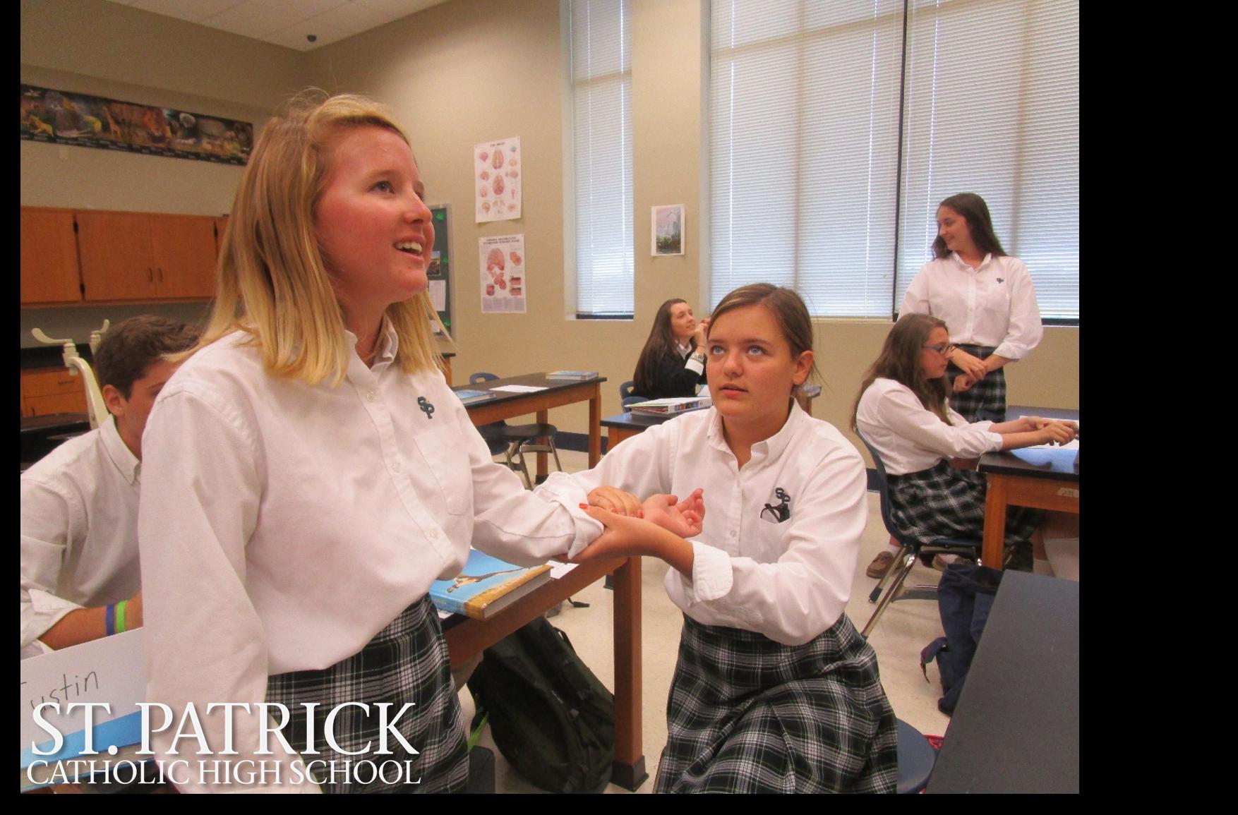 Anatomy Body Plan Lab | St. Patrick Catholic High School