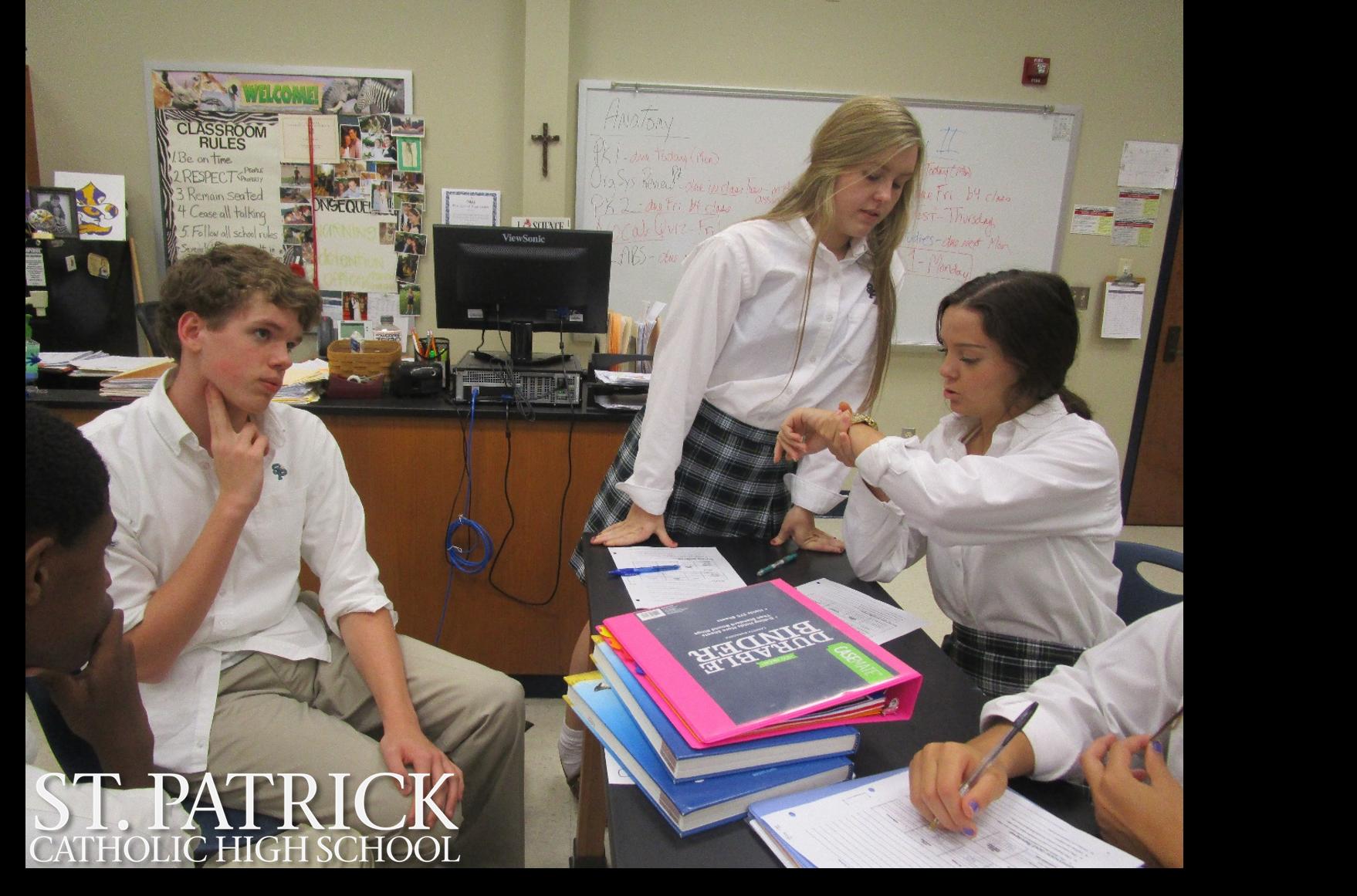 Anatomy Body Plan Lab   St. Patrick Catholic High School