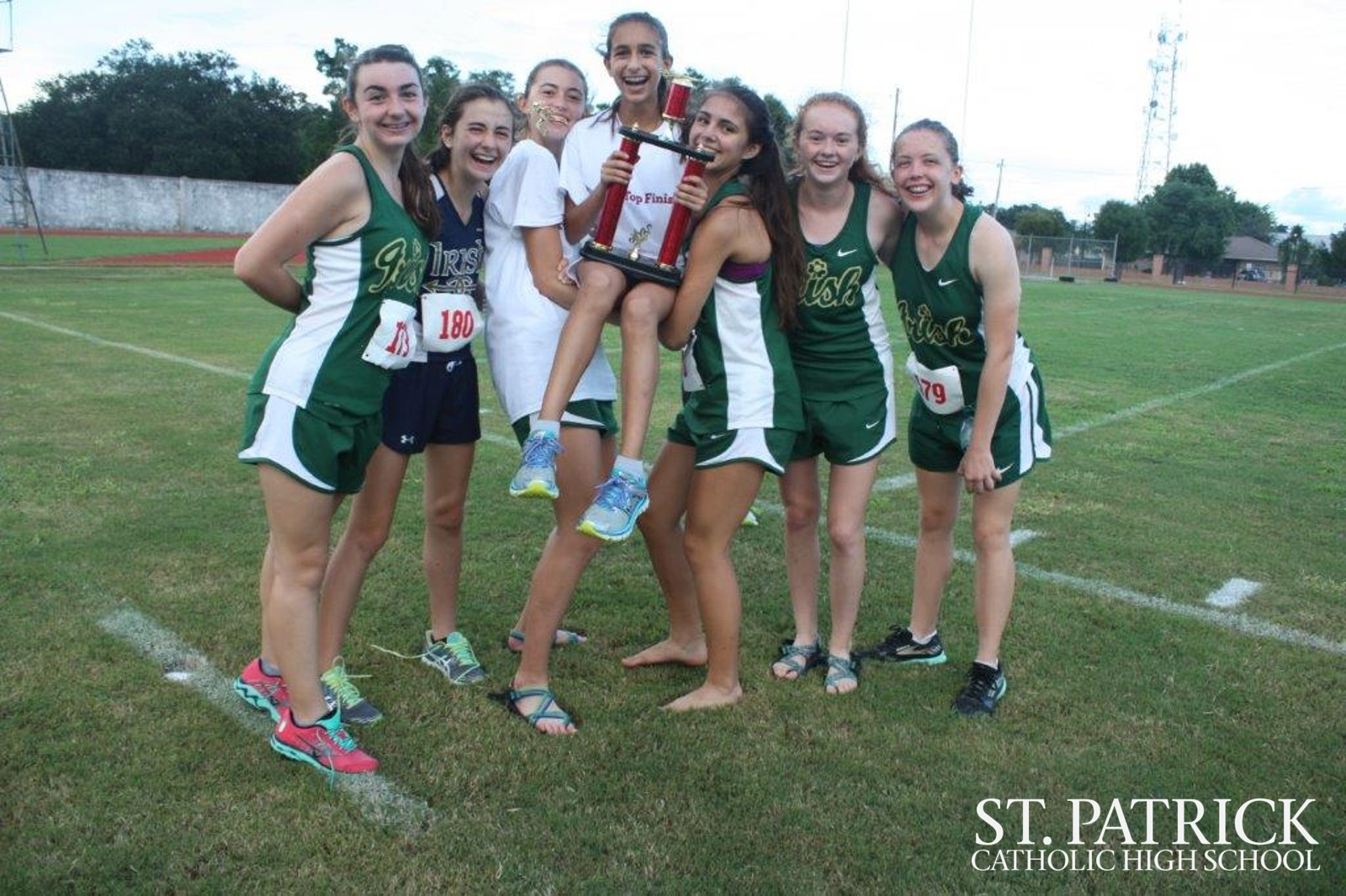Cross Country at St. Stanislaus Invitational