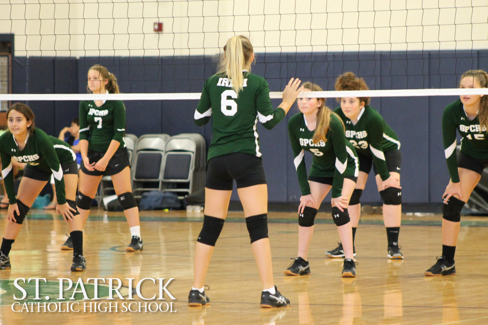 Junior High Volleyball Intramural