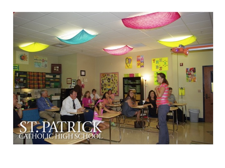 wakefield high school meet the teacher night