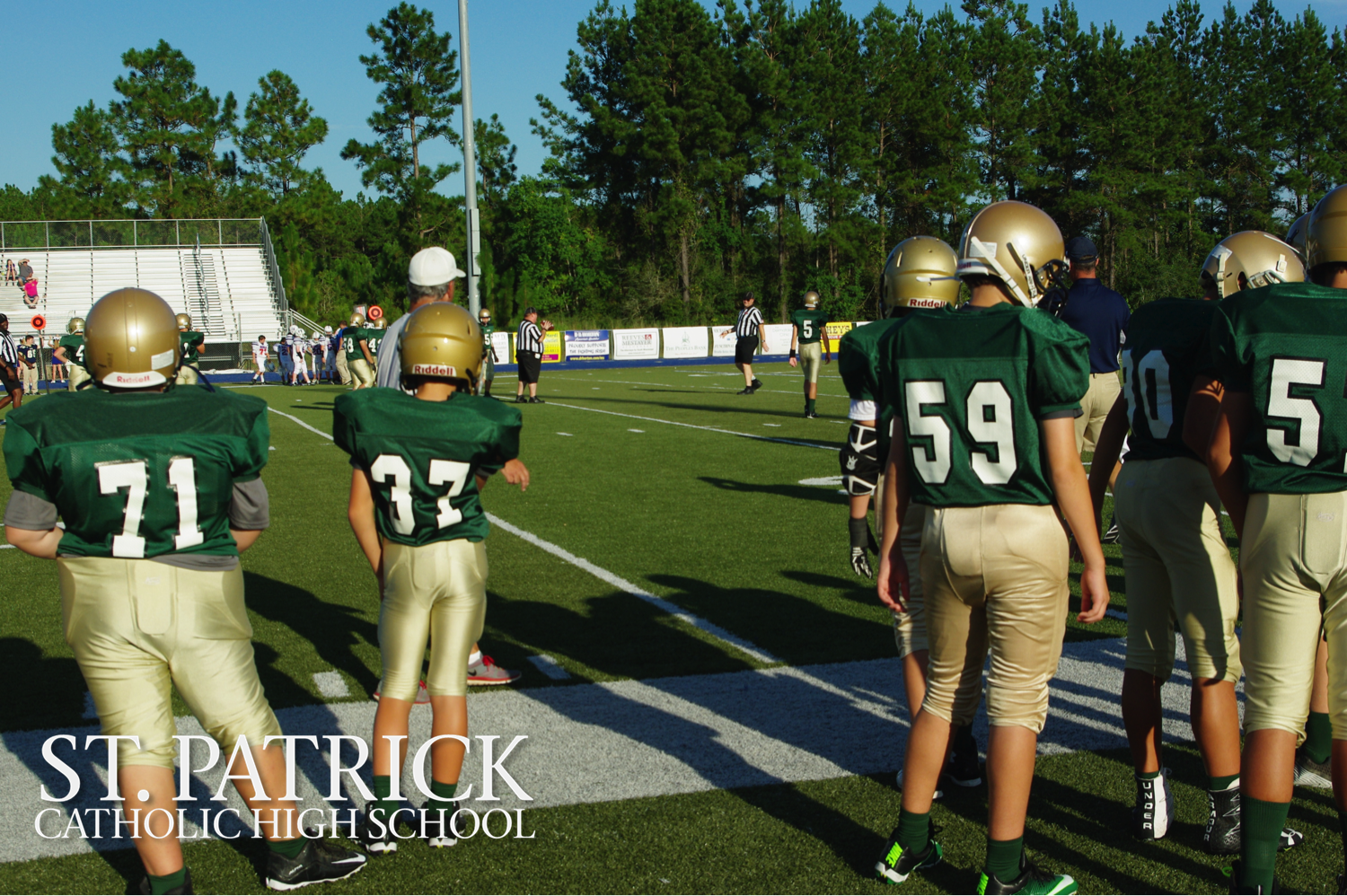 JH Football vs. South Forrest