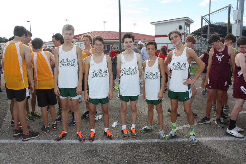 Cross Country at Biloxi Meet