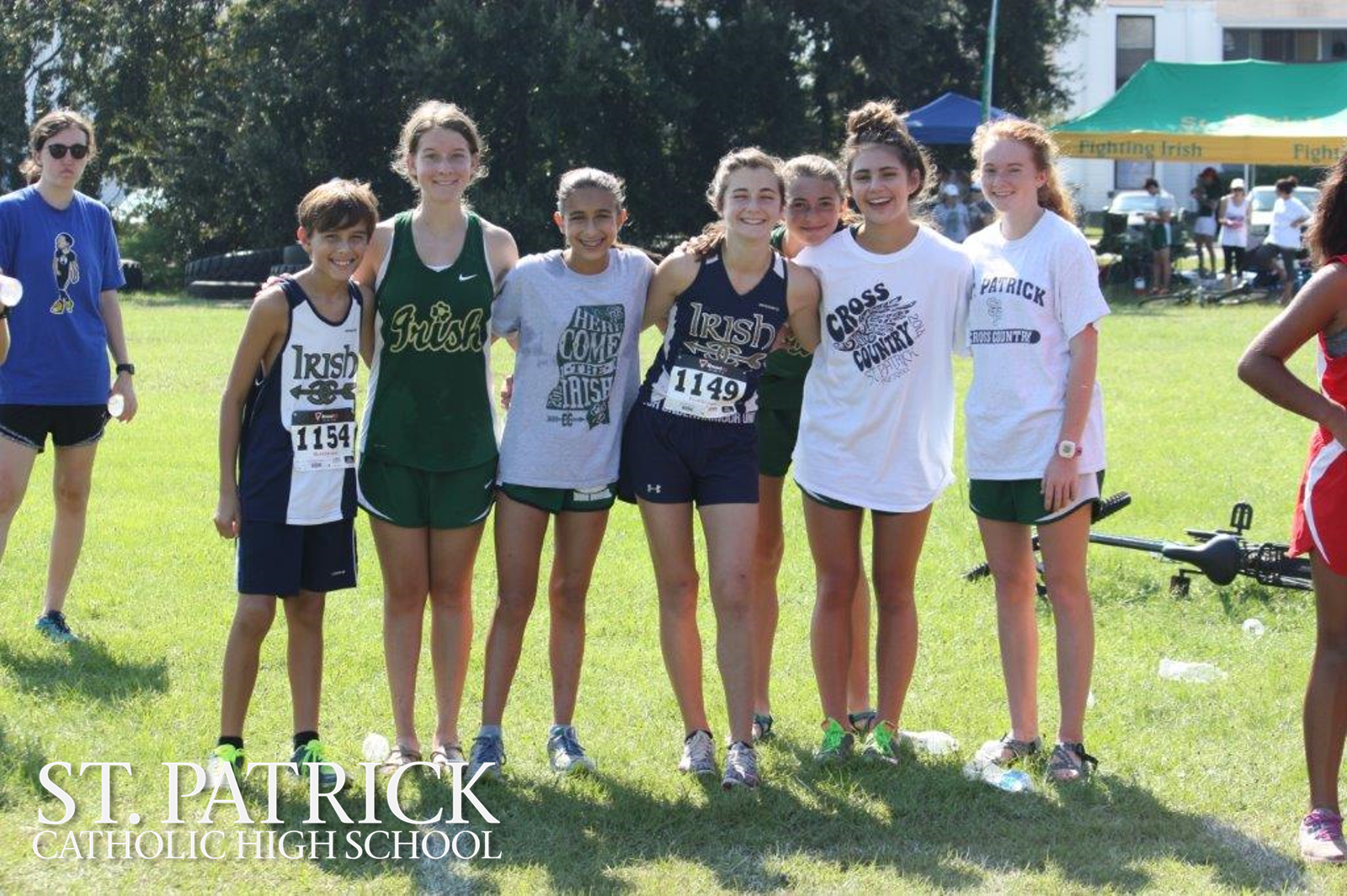 Cross Country Meet at Long Beach