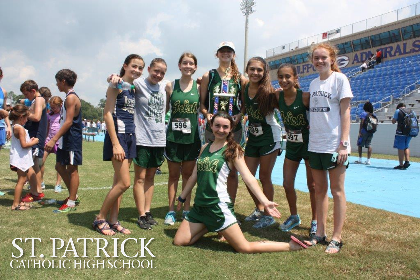 catholic high cross country meet results