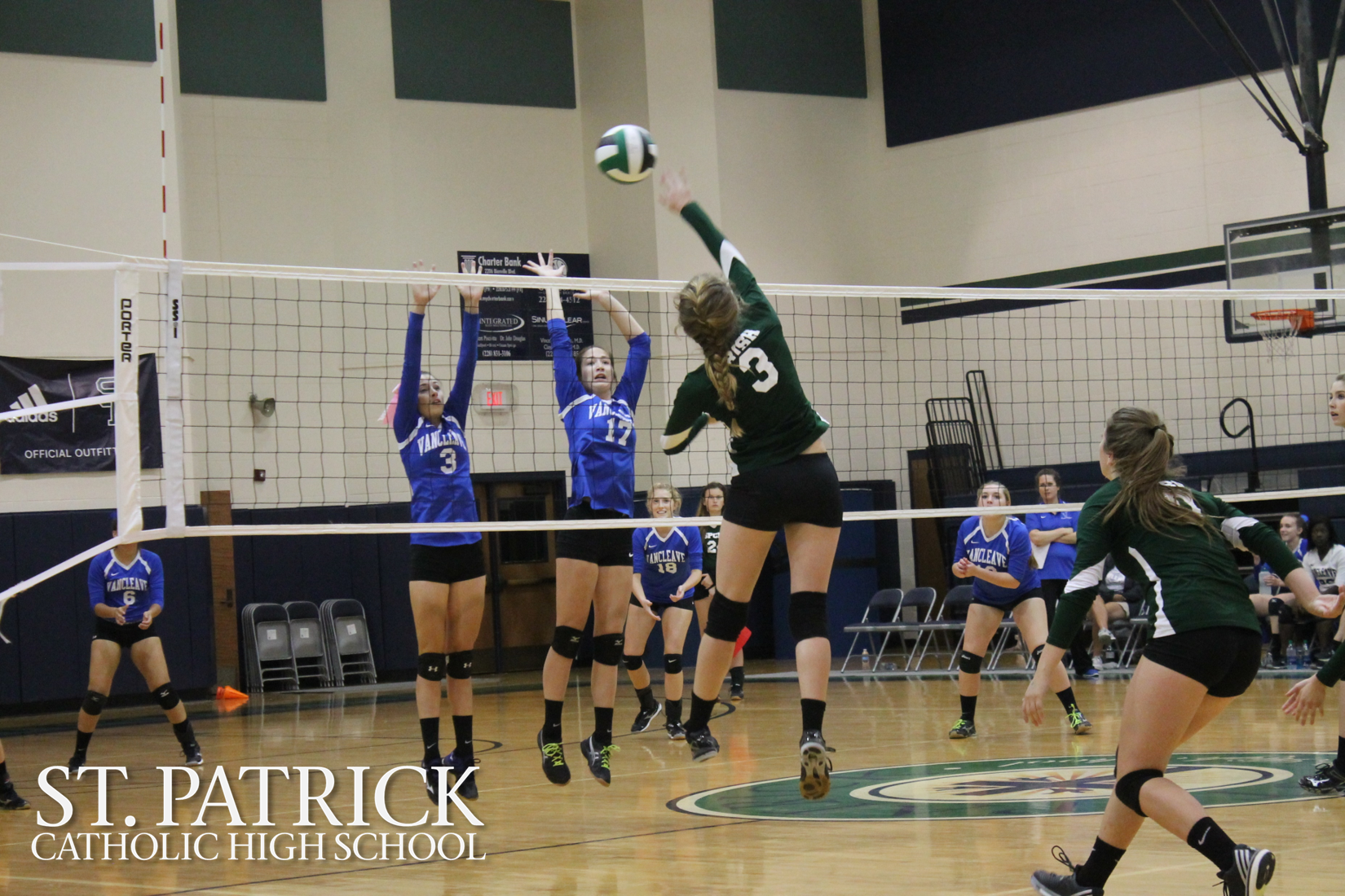 Volleyball vs. Vancleave