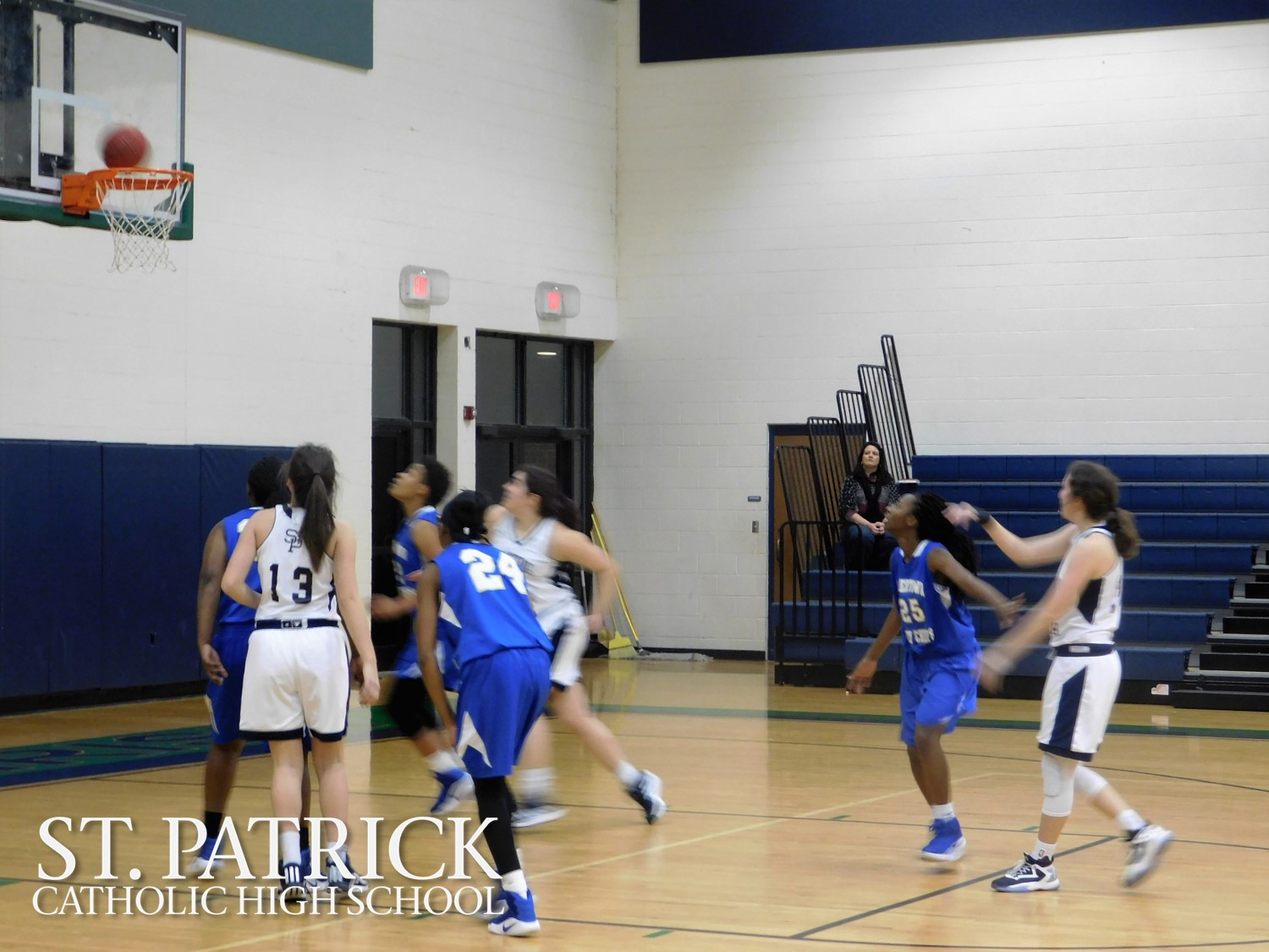 Varsity Basketball vs. Tylertown
