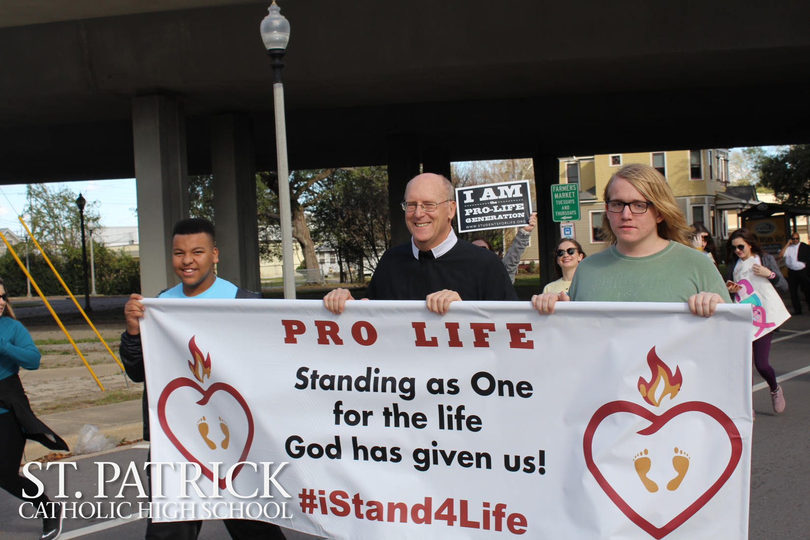 Biloxi Pro-Life Mass and Rally