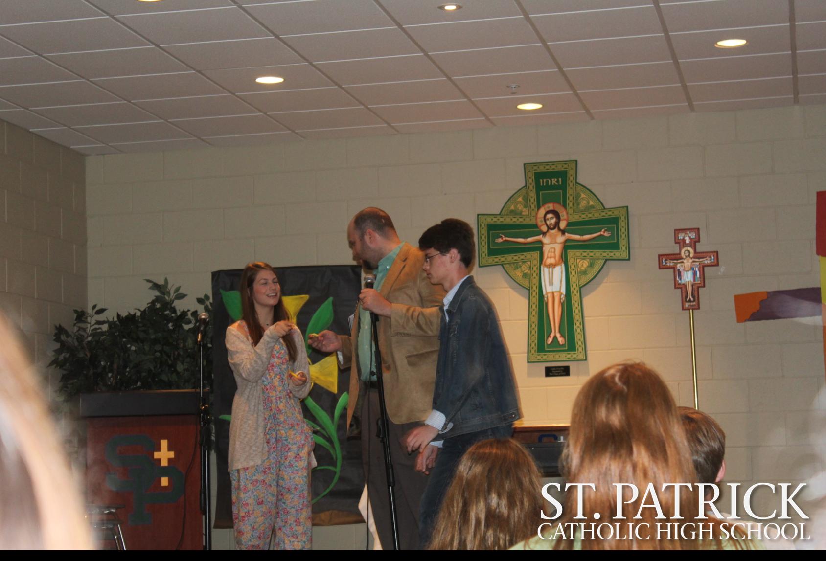 2017 St Patrick Catholic High School