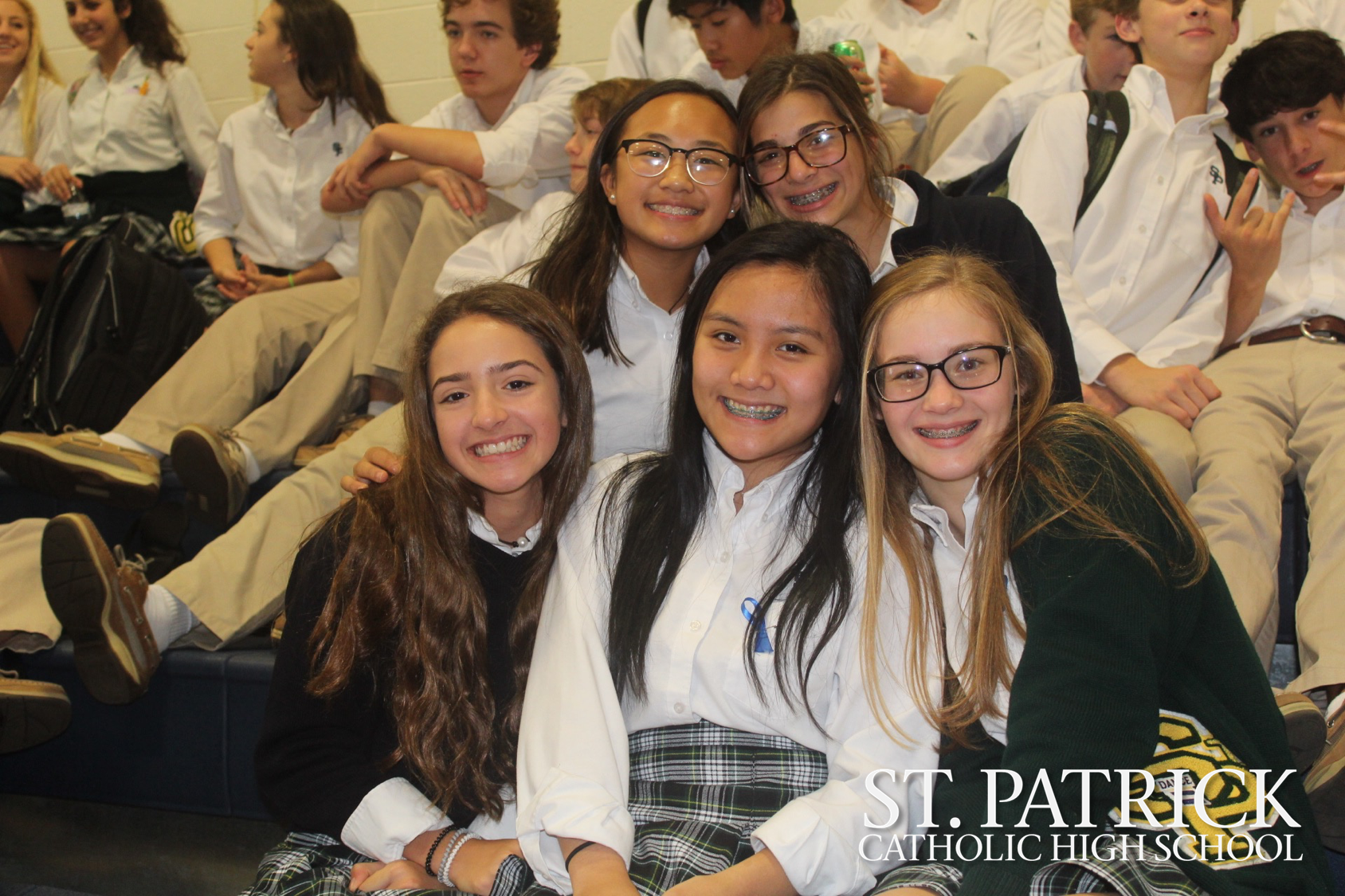 Alabama Shakespeare Festival Visits St. Patrick