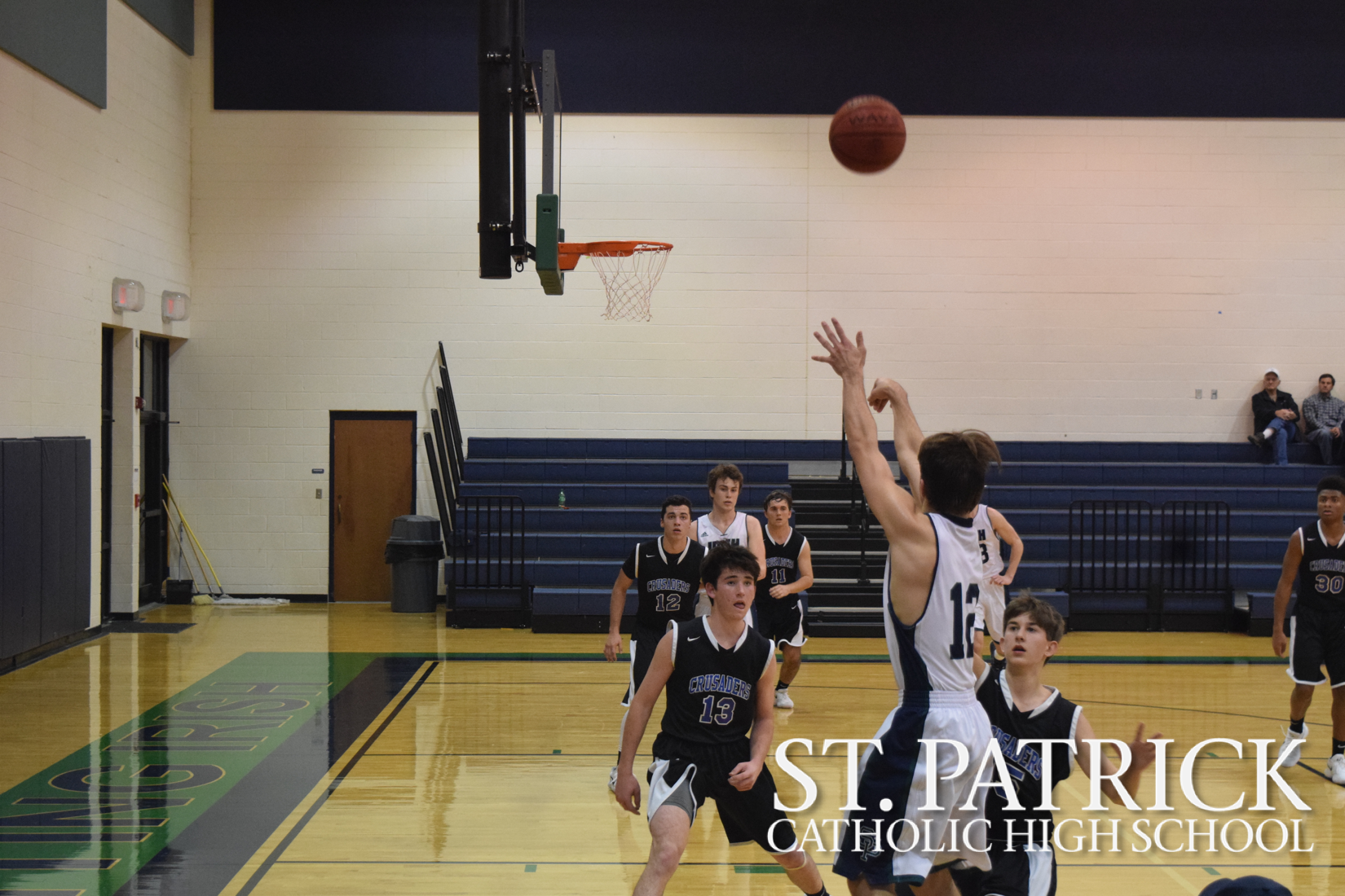 Varsity Basketball v. Sacred Heart