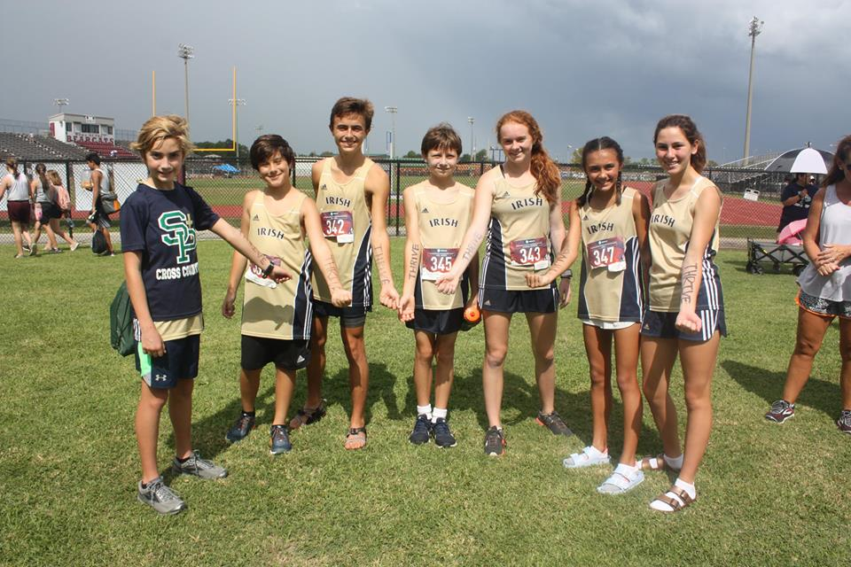 Fighting Irish Cross Country: 1st Annual Olan Welch CC Classic