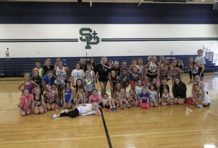 Mini Emeralds dance clinic held Saturday, October 13
