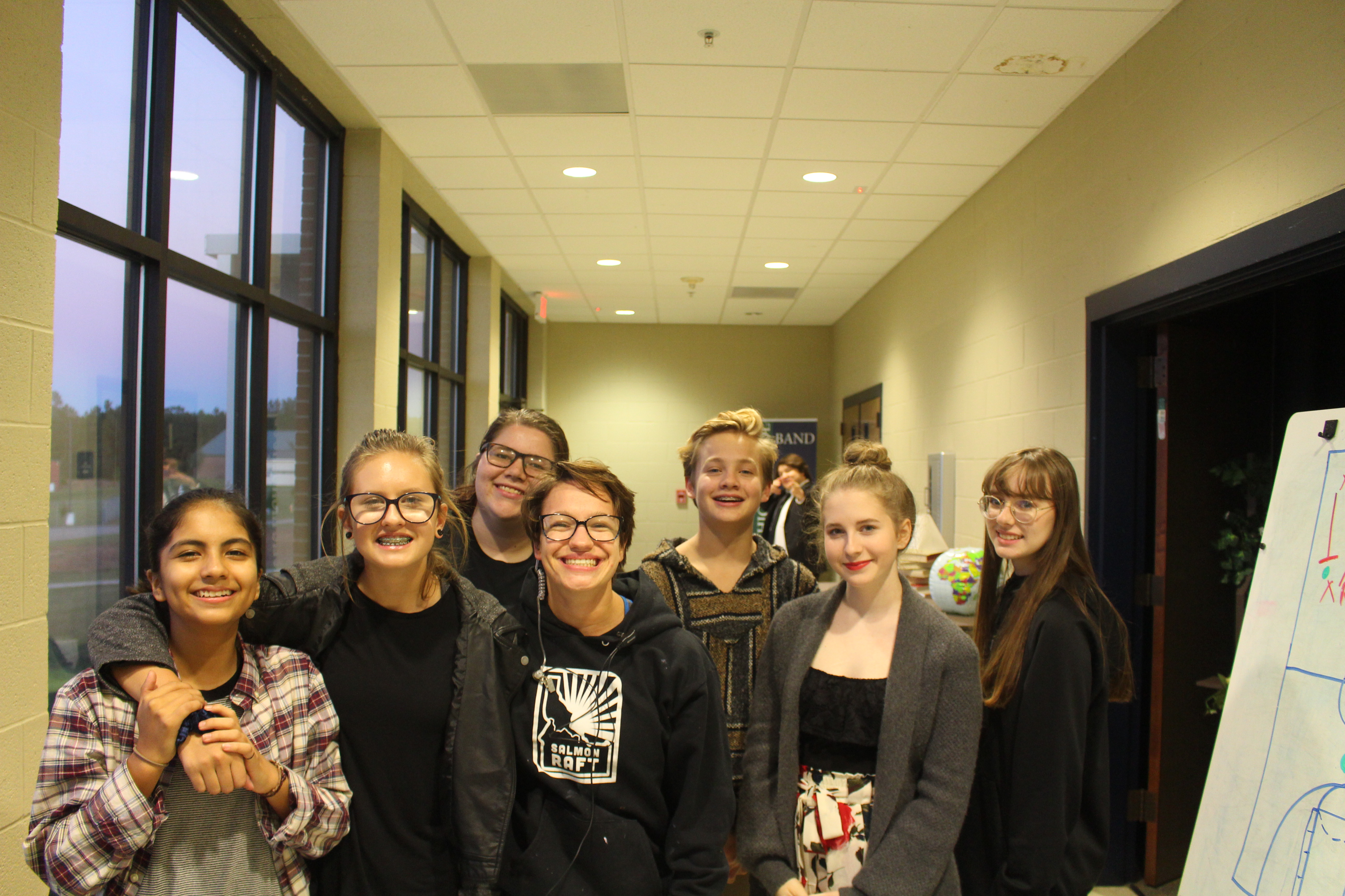 SPCHS Drama Guild holds its annual fall production