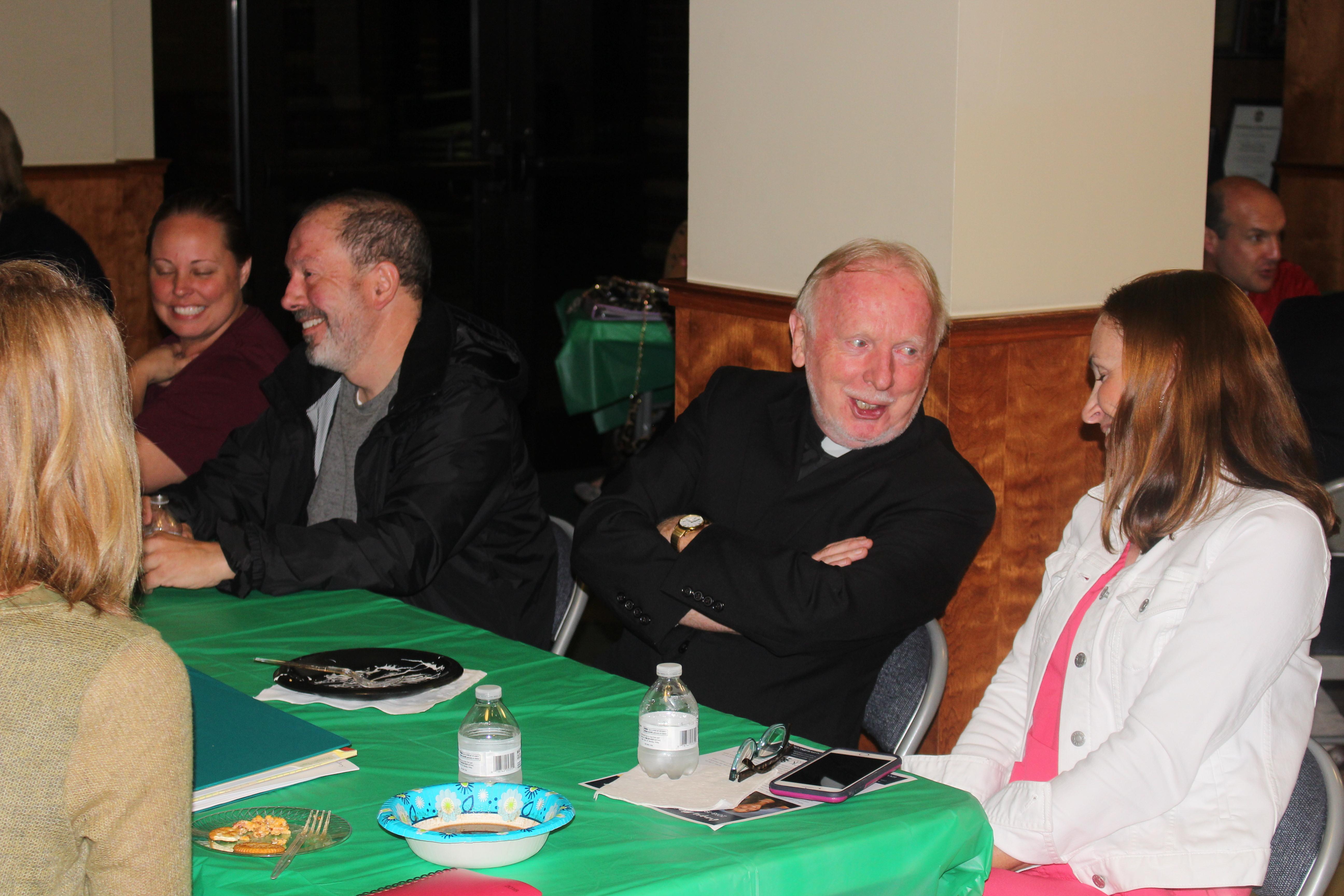 St. Patrick hosts School Advisory Council meeting