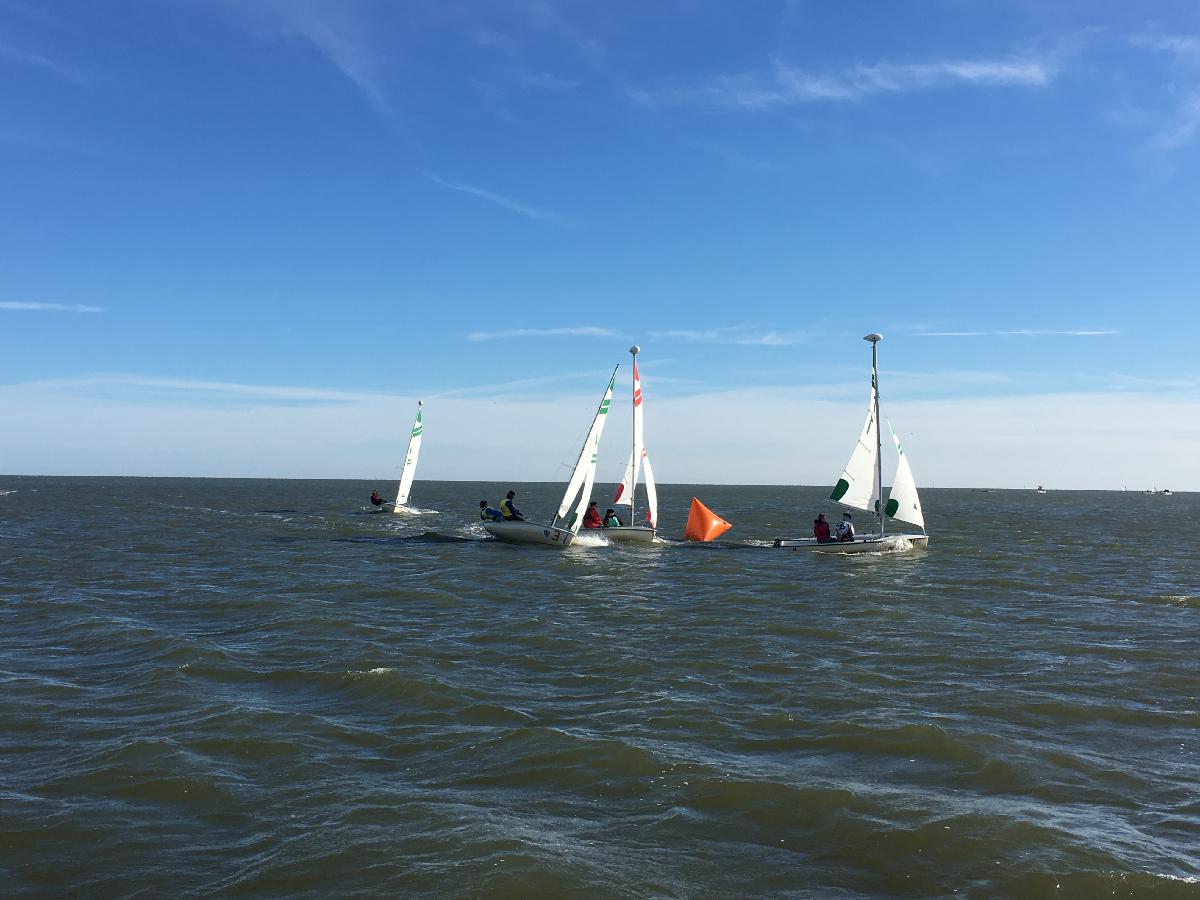 SPCHS Sailing Club places second at Mississippi High School Sailing Fleet Racing Championship