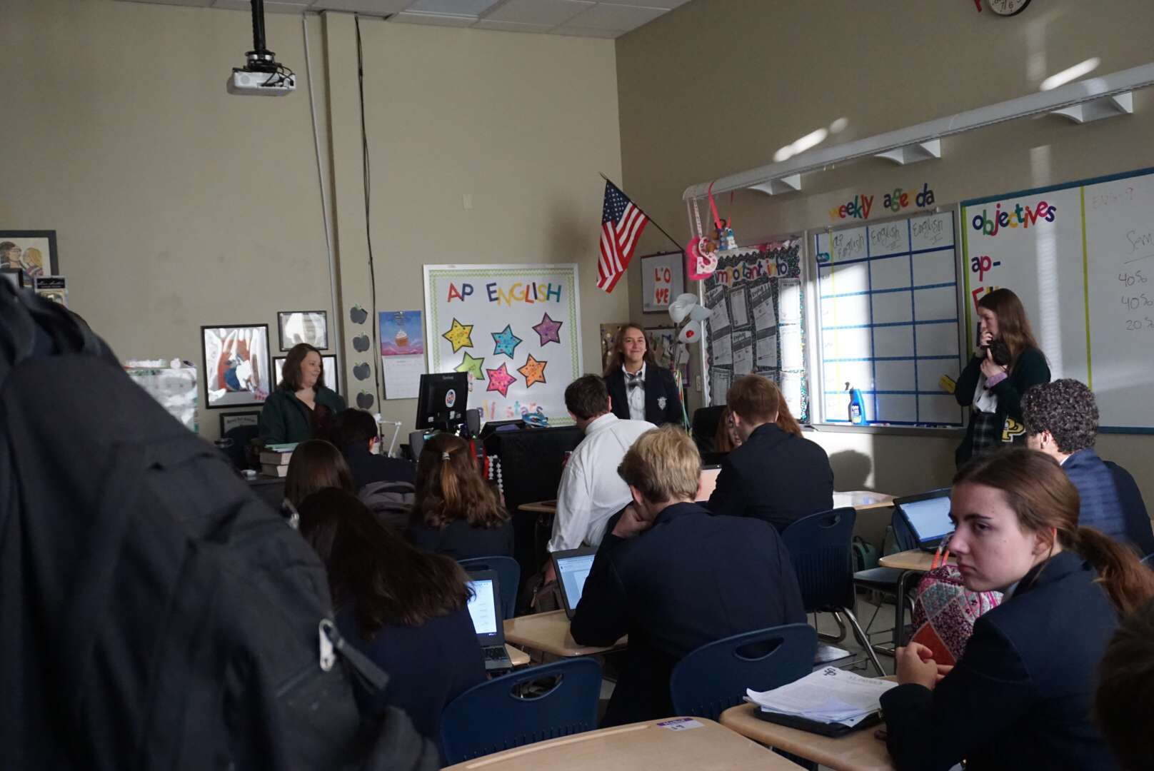Student Council holds first meeting of the semester