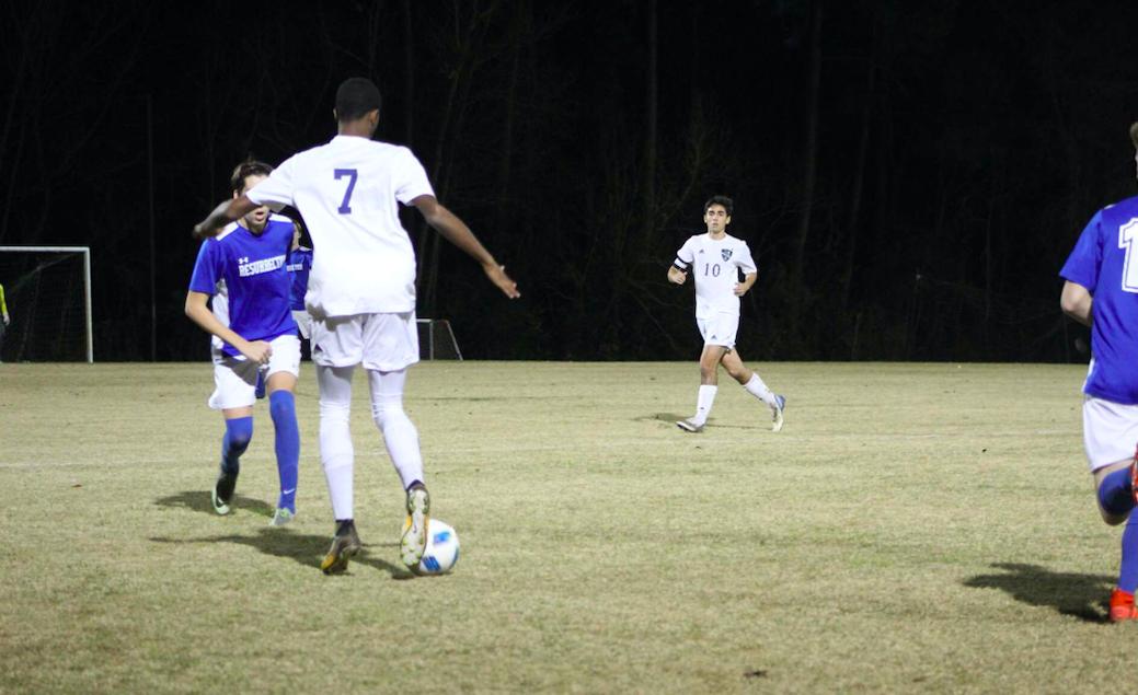 Varsity soccer teams defeat Pascagoula