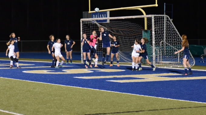 Varsity Womens Soccer Team Takes On Franklin County High St